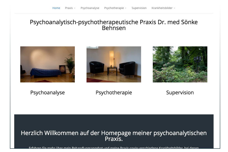 Wie Sie Ihre Praxis-Homepage nutzen können, um Patienten und Klienten zu gewinnen.